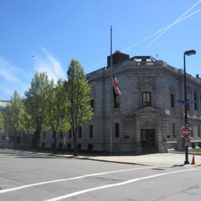 Gignoux Courthouse