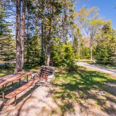 Acadia National Park Seawall Campground